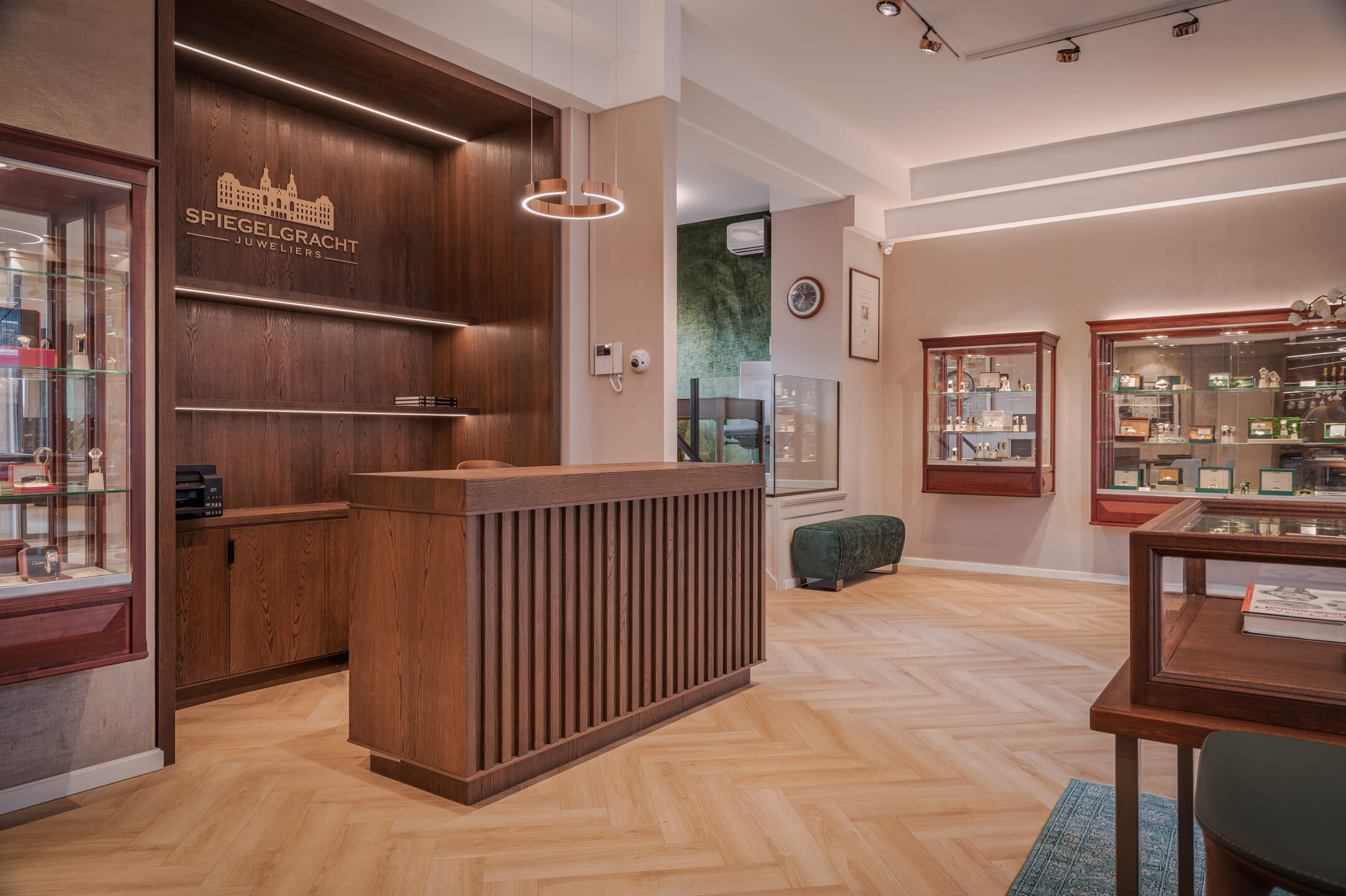 Spiegelgracht Juweliers Amsterdam